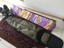 Complete Womens Snowboard package in Ramstein, Germany