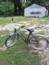 Bicycle in Moody AFB, Georgia