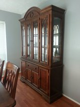 8 Piece Mahogany Dinning set in Bellaire, Texas