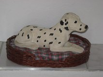 Original Sandicast Dalmatian Figurine *Reduced Price* in Spangdahlem, Germany