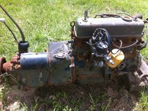 Motor, Transmission, Front End for M151 Military Jeep in New Orleans, Louisiana