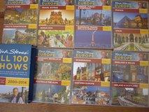 Rick Steves' Europe Dvds All 100 shows in Mountain Home, Idaho