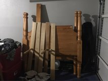 Queen Bed Frame in Fort Bliss, Texas