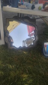 Mirror in Fort Bliss, Texas