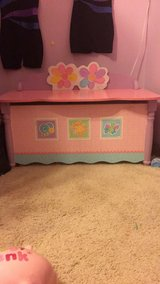 Kids Wooden Toy Box in Fort Riley, Kansas