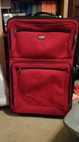 """32"""" suitcase red in Byron, Georgia"""