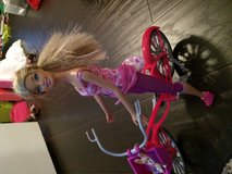 Bike Barbie in Kingwood, Texas