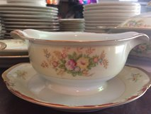 Beautiful Vintage China Set- hand painted, made in Japan in Travis AFB, California
