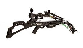 Crossbow Alpha XT 185 lbs fireforce, brandnew, unused, powerfull, endless fun / black or camo in Ramstein, Germany
