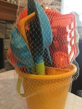 Bucket of Beach Toys in Fort Campbell, Kentucky