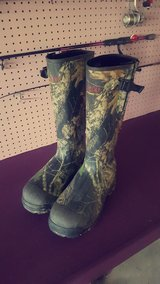 Cabelas Hunting Boots in Fort Campbell, Kentucky