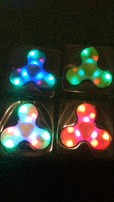 Fidget Spinners All Colors Shown in Fort Rucker, Alabama