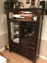 Beautiful Hutch (Solid wood) in Leesville, Louisiana