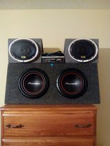 Pioneer Speakers amd Amp in Fort Polk, Louisiana
