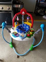 Fisher price laugh and learn jumperoo in Watertown, New York