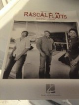 Rascal Flatts Song Book in Ramstein, Germany