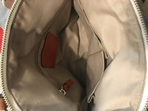 Coach hampton watercolor tote and coin purse in Clarksville, Tennessee