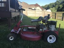 Snapper riding lawn mower in Fort Campbell, Kentucky