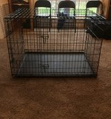 Large dog cage in Hinesville, Georgia