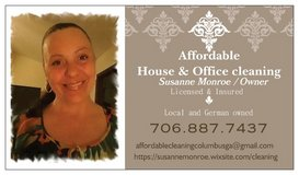 *** LICENSED & INSURED CLEANING SERVICE *** Local & German Owned !! in Columbus, Georgia