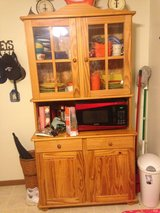 Kitchen hutch in Cleveland, Ohio