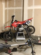 cr 50 built in Vacaville, California
