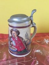 Vintage beer mug in Chicago, Illinois
