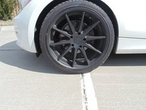"""Rohana Wheels with Tires 19"""" in Fort Riley, Kansas"""