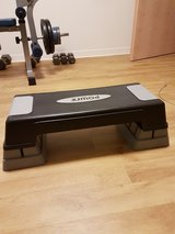 Workout step up bench in Grafenwoehr, GE