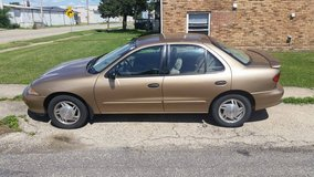 1998 Chevy Cavalier in DeKalb, Illinois
