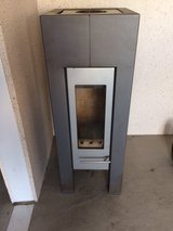 Hase wood burning stove in Grafenwoehr, GE