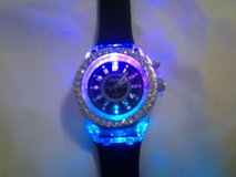 LED Color Changing Watches in Barstow, California