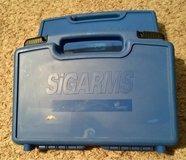 SigArms pistol case in Fort Leonard Wood, Missouri