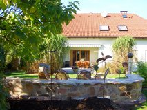 Wonderful new home with fantastic garden in Ramstein, Germany