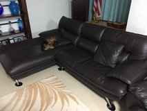 Japanese Sectional Couch in Okinawa, Japan