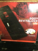 body revitalizer electric massage pad in Okinawa, Japan