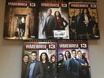 """Warehouse 13"" Complete TV Series Seasons 1-5 in Fairfield, California"
