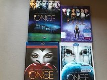 """Once Upon A Time"" TV Series Seasons 1-4 in Fairfield, California"