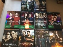 """Supernatural"" TV Series Seasons 1-10 in Travis AFB, California"
