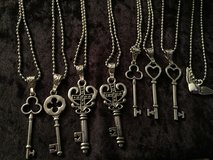 Key necklaces in Clarksville, Tennessee