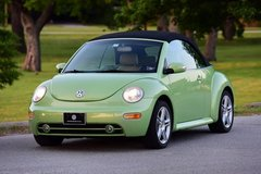 2004 Volkswagen Beetle Convertible in Oklahoma City, Oklahoma