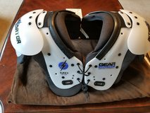Youth Football Shoulder Pads NBU in Perry, Georgia