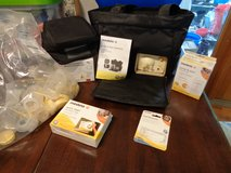 "Medela ""Pump in Style"" Advanced double breast pump Plus lots of extras! in Beaufort, South Carolina"