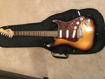 Fender Squier Strat Tobacco SunBurst Guitar in Camp Pendleton, California