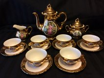 Bavaria JWK West Germany Tea Set in Fort Leonard Wood, Missouri