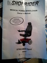 Electric wheelchair.  Scooter in Belleville, Illinois