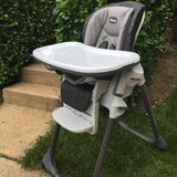 Chicco Polly High Chair in romantic in Bolling AFB, DC
