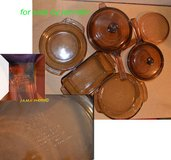Cookware- glass, as pictured-ALL 8 pieces in Cherry Point, North Carolina