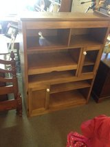 Solid wood cabinet in Fort Campbell, Kentucky