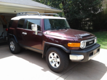 2007 Toyota fj Cruiser in Lawton, Oklahoma